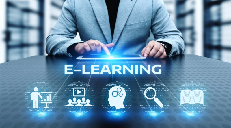 e-learning development process