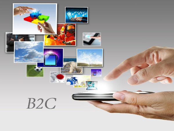 B2C Mobile Apps